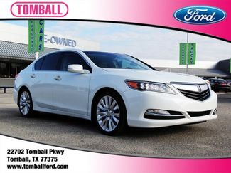 2014 Acura RLX Tech Pkg in Tomball, TX 77375