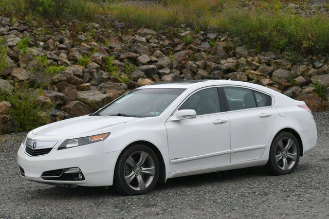 2014 Acura TL Tech Naugatuck, Connecticut 2