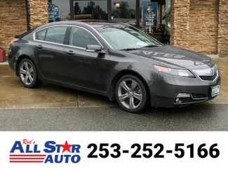2014 Acura TL SH-AWD in Puyallup Washington, 98371