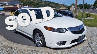 2014 Acura TSX Sport Wagon Tech Pkg | Ashland, OR | Ashland Motor Company in Ashland OR