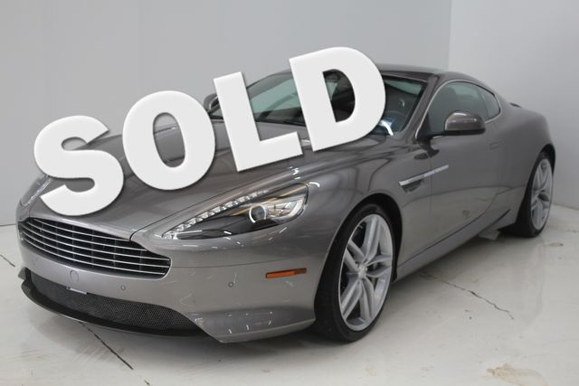 2014 Aston Martin DB9 Houston, Texas