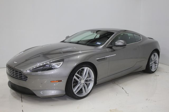2014 Aston Martin DB9 Houston, Texas 1