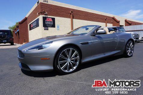 2014 Aston Martin DB9 Roadster Convertible V12   MESA, AZ   JBA MOTORS in MESA, AZ
