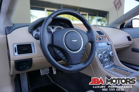 2014 Aston Martin DB9 Roadster Convertible V12 LOW MILES Clean CarFax!! | MESA, AZ | JBA MOTORS in MESA, AZ