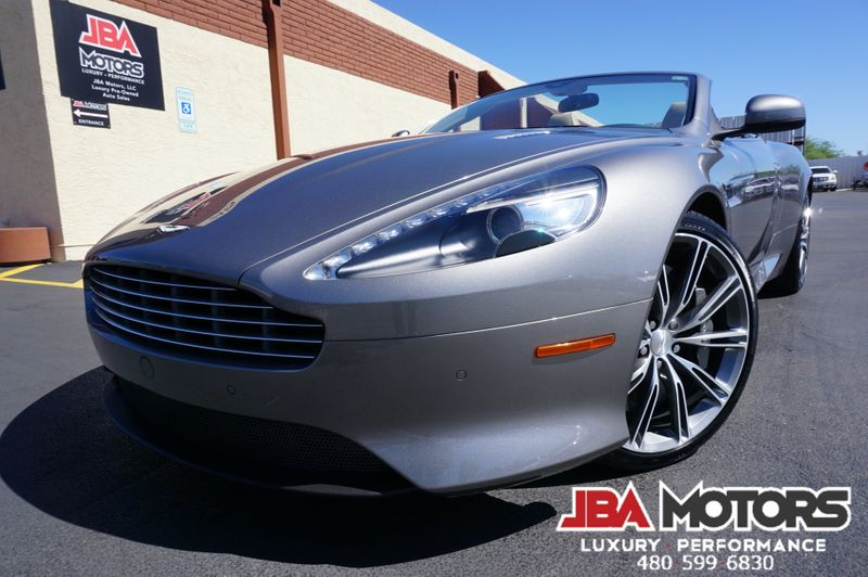 2014 Aston Martin DB9 Roadster Convertible V12 LOW MILES Clean CarFax!! | MESA, AZ | JBA MOTORS in MESA AZ