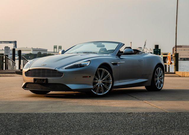 2014 Aston Martin Db9 ONLY 5K MILES LIKE NEW CENTENARY EDITION 27 OF 100 / V12