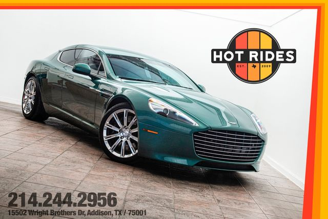 2014 Aston Martin Rapide S Highly Optioned $230k MSRP