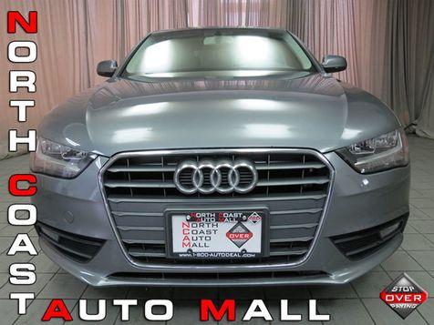 2014 Audi A4 Premium in Akron, OH