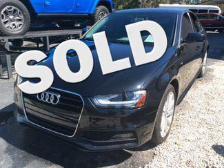 2014 Audi A4 Premium Amelia Island, FL