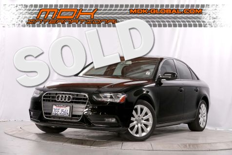 2014 Audi A4 Premium - Navigation in Los Angeles