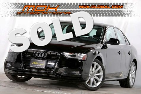 2014 Audi A4 S-Line - Quattro - 6 Speed Manual in Los Angeles