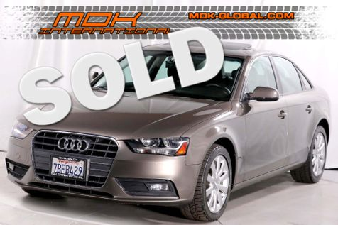 2014 Audi A4 Premium - Only 60K miles - Bluetooth  in Los Angeles