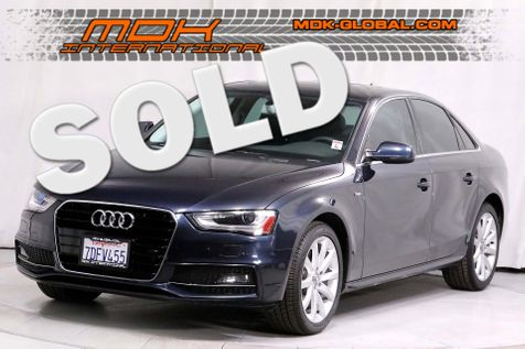 2014 Audi A4 Premium - S-Line - Navigation - Service Records in Los Angeles