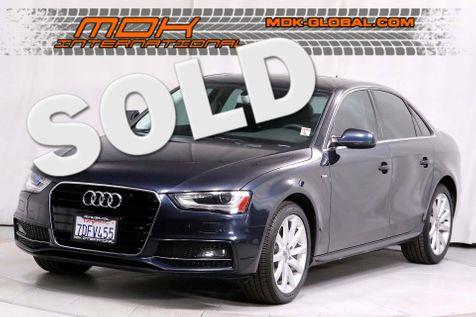 2014 Audi A4 Premium - S-Line - Navigation - Service Records in Los Angeles