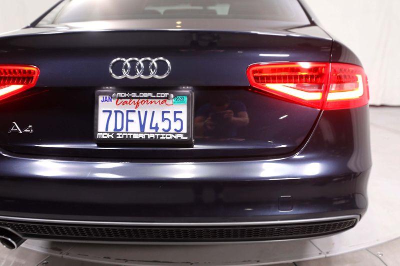 2014 Audi A4 Premium - S-Line - Navigation - Service Records  city California  MDK International  in Los Angeles, California