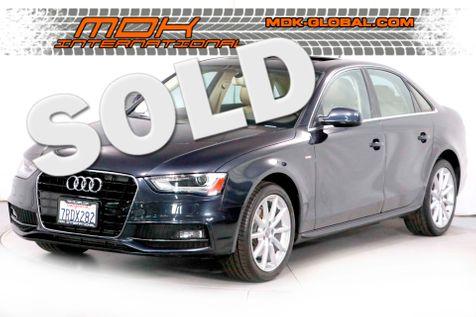 2014 Audi A4 Premium Plus  in Los Angeles