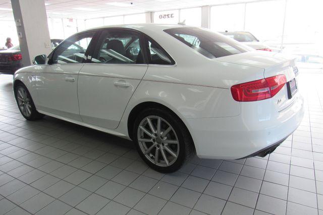 2014 Audi A4 Premium Plus W/ NAVIGATION SYSTEM/ BACK UP CAM Chicago, Illinois 4