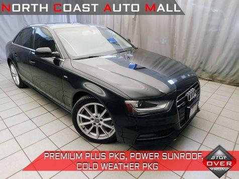 2014 Audi A4 Premium Plus in Cleveland, Ohio