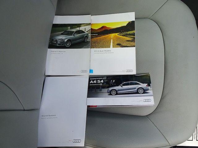 2014 Audi A4 Premium Madison, NC 47