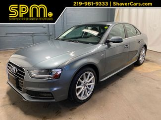2014 Audi A4 Premium Plus in Merrillville, IN 46410