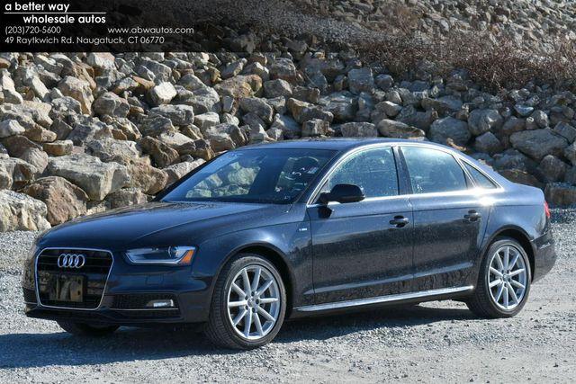 2014 Audi A4 Premium Plus Naugatuck, Connecticut