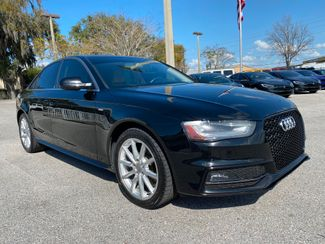 2014 Audi A4 A4 PREMIUM PLUS QUATTRO AWD LEATHER   Plant City Florida  Bayshore Automotive   in Plant City, Florida