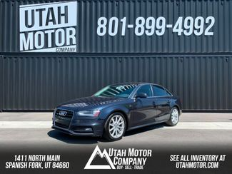 2014 Audi A4 Premium Plus in Spanish Fork, UT 84660