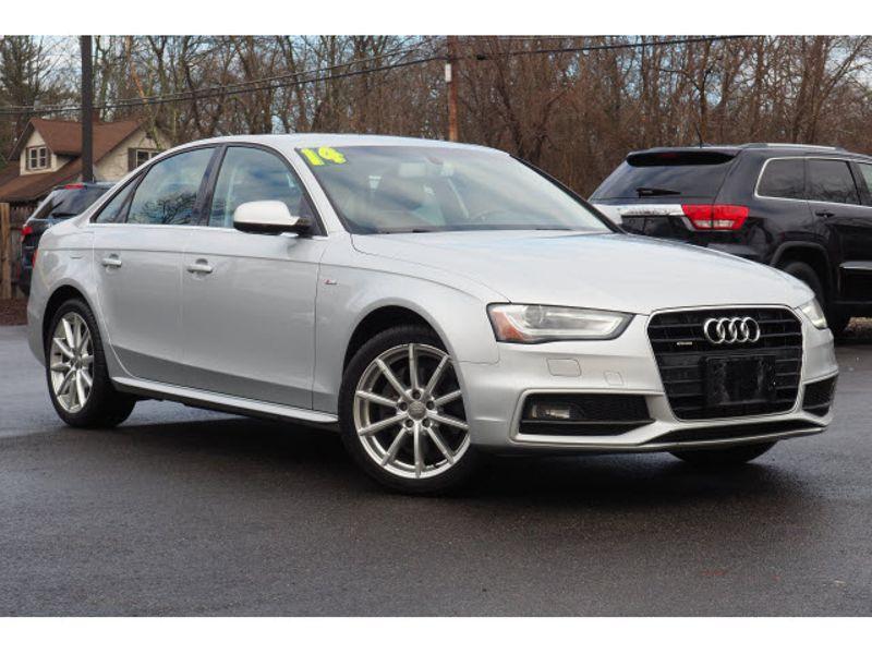 2014 Audi A4 Premium Plus | Whitman, MA | Martin's Pre-Owned Auto Center