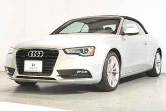 2014 Audi A5 Cabriolet Premium Plus w/ Cooled Seats in Branford, CT 06405