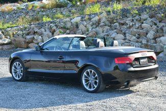 2014 Audi A5 Cabriolet Premium AWD Naugatuck, Connecticut 3