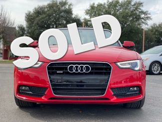 2014 Audi A5 Cabriolet Premium Plus in San Antonio, TX 78233
