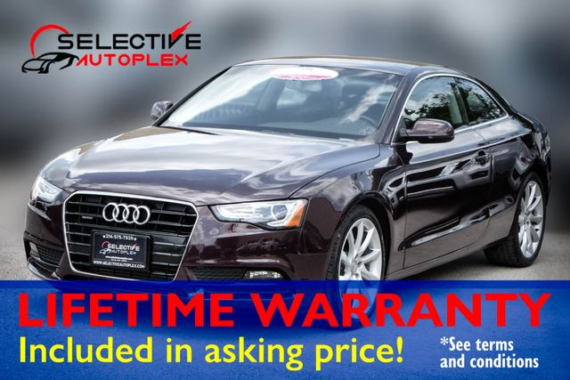 2014 Audi A5 Coupe Premium Plus