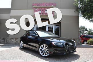 2014 Audi A5 Coupe Premium Plus in Arlington, TX Texas, 76013