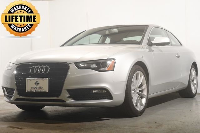 2014 Audi A5 Coupe Premium Plus S-Line