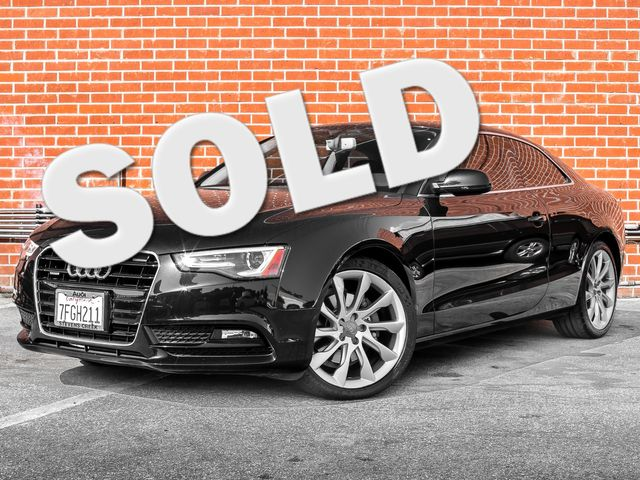 2014 Audi A5 Coupe Premium Plus Burbank, CA 0