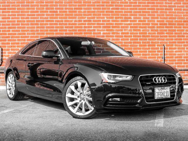 2014 Audi A5 Coupe Premium Plus Burbank, CA 1