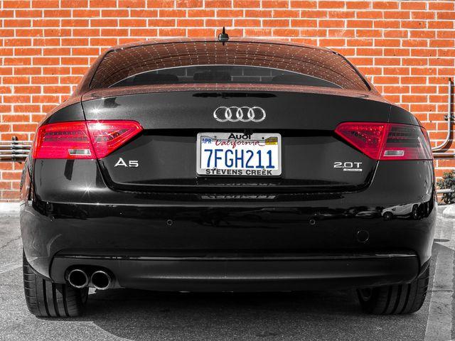 2014 Audi A5 Coupe Premium Plus Burbank, CA 3