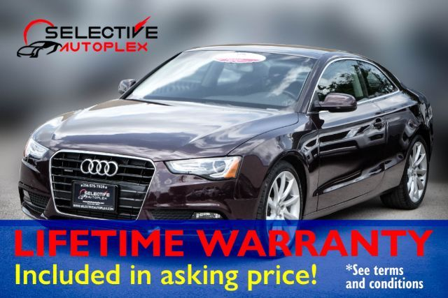 2014 Audi A5 Coupe Premium Plus, NAV, LEATHER SEATS, BACK UP CAMERA in Carrollton, TX 75006