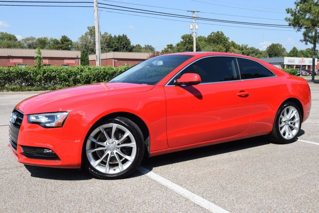 2014 Audi A5 Coupe Premium Plus