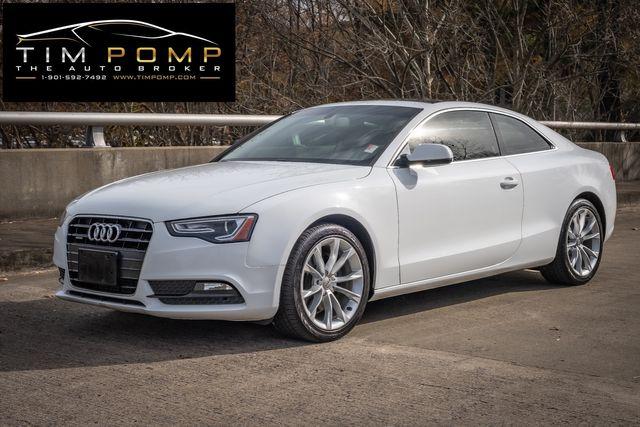 2014 Audi A5 Coupe Premium Plus SUNROOF LEATHER NAVIGATION