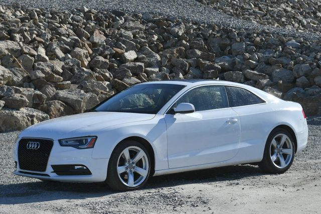 2014 Audi A5 Coupe Premium Plus Naugatuck, Connecticut