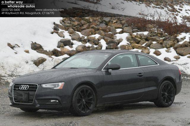 2014 Audi A5 Coupe Premium Plus Naugatuck, Connecticut