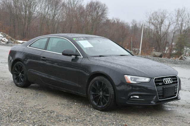 2014 Audi A5 Coupe Premium Plus Naugatuck, Connecticut 8