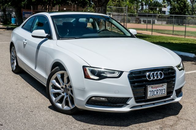 2014 Audi A5 Coupe Premium Plus in Reseda, CA, CA 91335