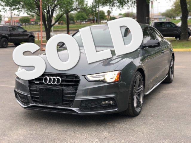 2014 Audi A5 Coupe Premium Plus in San Antonio, TX 78233