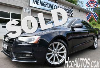 2014 Audi A5 Coupe Premium Plus Waterbury, Connecticut