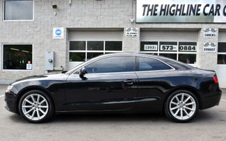 2014 Audi A5 Coupe Premium Plus Waterbury, Connecticut 3
