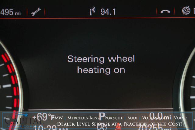 2014 Audi A6 3.0T Premium Plus Quattro AWD Luxury Car w/Nav, Backup Cam, Heated Seats, Moonroof & BOSE Audio in Eau Claire, Wisconsin 54703
