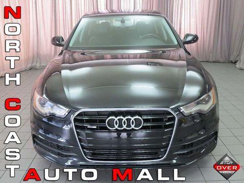 2014 Audi A6 3.0T Prestige in Akron, OH