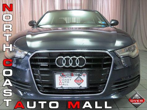2014 Audi A6 3.0T Premium Plus in Akron, OH
